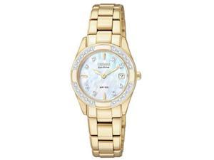 Citizen Eco-Drive Diamonds Regent Mother-of-pearl Dial Women's watch #EW1822-52D