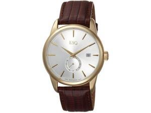 ESQ 07301372 Gold Tone Stainless Steel Chronicle Strap