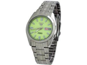 Seiko SNKE89 Stainless Steel Seiko 5 Automatic Luminous Dial