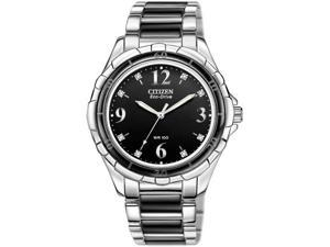 Citizen EM0031-56E Ceramic Black Dial