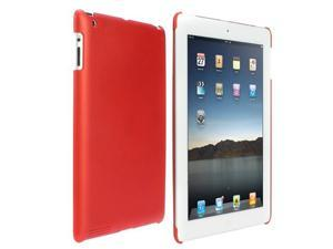 Marware MicroShell AHMS17 MicroShell Case for the new iPad (4th Generation), iPad 3 and iPad 2 Red