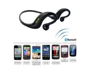 iKross Water Resistant Bluetooth Headphones / Headset - Sweatproof Sport-style - Great for Motorola / Samsung / LG / iPhone ...