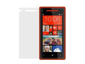 GTMax LCD Screen Protector Film Guard for HTC Windows Phone 8X