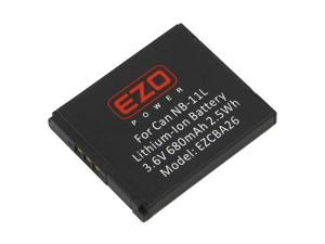EZOPower NB-11L/NB-11LH Battery for Canon PowerShot A2600, A2500, ELPH 340 HS, ELPH 115 IS, ELPH 130 IS, ELPH 110 HS, Canon ...