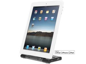 EZOPower EZMFI22 Portable Foldable 30-Pin 5200mAh External Battery Charge and Sync Dock Stand for Apple iPad 3 (New iPad), ...