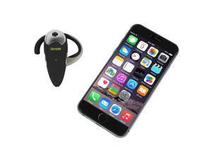 iKross Wireless Bluetooth Handsfree Headset for Apple iPhone 6 / 6 Plus, 5S /5C, iPad Air 2, iPad Mini 3, Samsung Galaxy ...