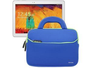 Evecase Ultra Portable Handle Carrying Portfolio Sleeve Case Bag for Samsung Galaxy Note 10.1 2014 Edition / Galaxy Tab 4 ...