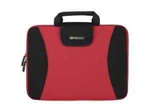 Evecase Ultra Portable Zipper Sleeve Carrying Storage Case with Handles for Lenovo ThinkPad X1, ThinkPad E431, IdeaPad U430 ...