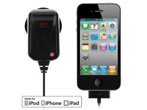EZOPower International Travel Charger with 4 Wall Plugs 2.1A EZMFI28 for iPod iPhone iPad