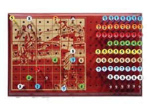 Pardoku Golf Sodoku Popular Game Wood Board Gift Set