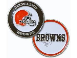 Cleveland Browns NFL Double Sided Ball Single Marker Only
