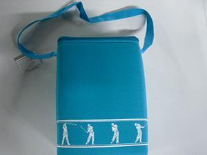 Cool Golf Cooler 12 Pack Teal