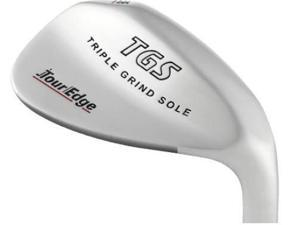 Men's Right Handed TGS Triple Grind Sole Wedge 56 Stainless