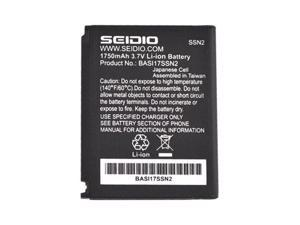 Black OEM Seidio Innocell Battery, Basi17ssn2 For Google Nexus S