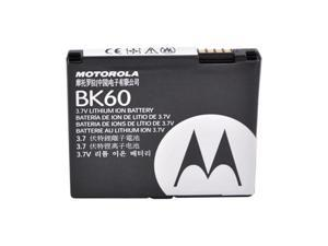 OEM Standard Battery Replacement Bk60 (880mah) For Motorola A1600 L71 L72 L7e Em30 Slvr L9 Rokr E8