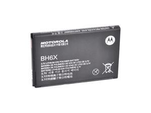 Original Etended Battery Bh6x (1880 Mah) For Motorola Atrix 4g Droid X