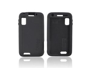 Black Otterbox Impact Hard Case For Motorola Atrix 4g