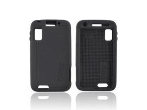 Black Otterbox Impact Hard Case For Motorola Atrix 4g