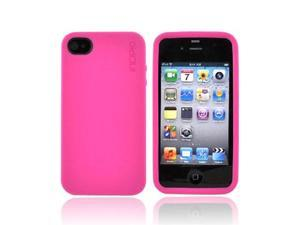 Incipio NGP Matte Fuchsia Magenta Matte Semi-Rigid Soft Shell Case For iPhone 4 / 4S IPH-528