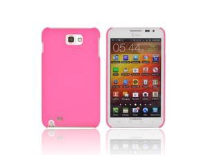 Hot Pink OEM Incipio Feather Ultra Thin Rubberized Hard Plastic Snap On Cover, SA-249 For SAmsung Galaxy Note