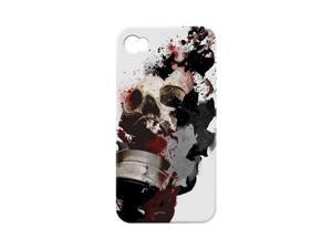 Geeks Designer Line (GDL) Apocalyptic Series Apple Iphone 4/4s Slim Hard Back Cover - The Addict