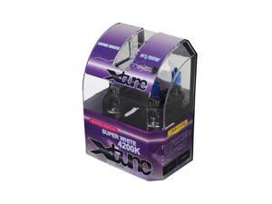 Spyder Auto X-Tune Super White H1 12V 55W Halogen Light Bulbs