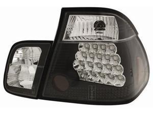 IPCW Tail Lamp LED LEDT-207B2 01-02 BMW E46 / 3 Series Bermuda Black