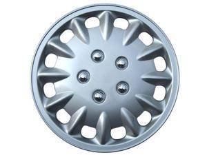 "Autosmart Hubcap Wheel Cover KT860-15S/L 15"" Set of 4"