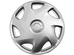 "Autosmart Hubcap Wheel Cover KT1016-16S/L 16"" Set of 4"