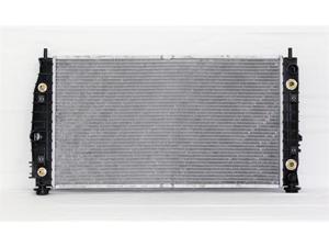 99 04 chrysler 300m at mt v6 3 5l pac radiator with. Black Bedroom Furniture Sets. Home Design Ideas