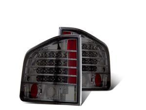 CG CHEVY S-10 / G.M.C SONOMA 94-04 L.E.D TAILLIGHT SMOKE NO EBAY SPIZT ONLY 03-CS9401TLEDSM PAIR