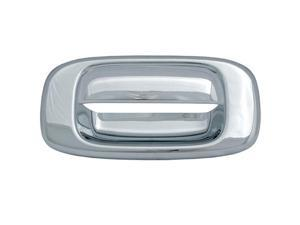 Bully Chrome Tailgate Handle Cover for a 99-06 CHEVY SILVERADO / 99-06 GMC SIERRA 2 dr  STANDARD  Tailgate Handle Cover TGH65201
