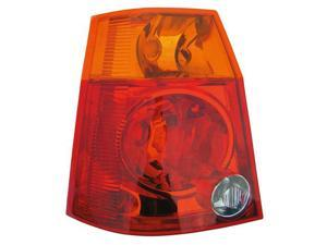 Eagle Eyes 04-08 CHRYSLER PACIFICA TAIL LIGHT P/L#: CH2800171 OE#: 5103331AA Driver Side CS230-U000L