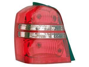 Eagle Eyes 01-03 TOYOTA HIGHLANDER TAIL LIGHT P/L#: TO2818119 OE#: 81561-48050 Driver Side TY718-U000L