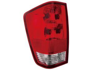 Eagle Eyes 04-09 NISSAN TITAN TAIL LIGHT P/L#: NI2800161 OE#: 26555-7S227 Driver Side DS576-B000L