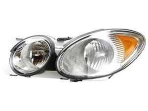 Eagle Eyes 05-08 BUICK LACROSSE (U.S.A.)/ALLURE (CANADA) HEADLIGHT P/L#: GM2518142 OE#: 15254321 Driver Side GM369-B001L
