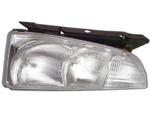 Eagle Eyes 93-95/94-96/94-96 PONTIAC/CHEVROLET BONNEVILLE (93:W/O BLACK EDGED LENS)/TRANS SPORT/LUMINA APV HEADLIGHT P/L#: ...