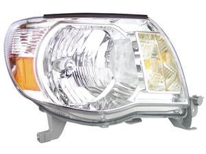 Eagle Eyes 05-07 TOYOTA TACOMA HEADLIGHT P/L#: TO2503157 OE#: 81110-04160 Passenger Side TY794-B001R