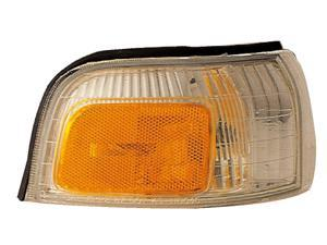 Eagle Eyes 90-91 HONDA ACCORD PARK SIDE MARKER LIGHT P/L#: HO2551111 OE#: 34300-SM4-A02 Passenger Side HD046-B000R