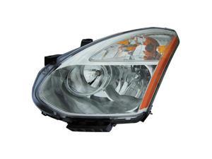 Eagle Eyes 08-11 NISSAN ROGUE HEADLIGHT P/L#: NI2518110 OE#: 26075-JM20C Driver Side DS671-B001L
