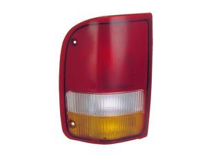 Eagle Eyes 93-97 FORD RANGER PICK UP TAIL LIGHT P/L#: FO2800110 OE#: F37Z-13405A Driver Side FR252-U000L