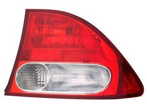 Eagle Eyes 09-10 HONDA CIVIC 4D/HYBRID TAIL LIGHT P/L#: HO2819138 OE#: 33501-SNA-A51 Passenger Side HD471-U100R