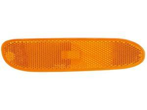 Eagle Eyes 00-04 DODGE NEON SIDE MARKER LIGHT(AMBER) P/L#: CH2551121 OE#: 5288522AC Passenger Side CS066-U000R