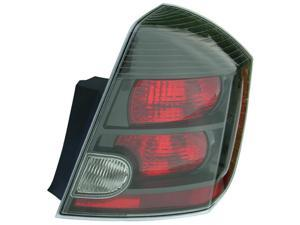Eagle Eyes 07-08 NISSAN SENTRA TAIL LIGHT P/L#: NI2801178 OE#: 26550-ET80C Passenger Side DS634-B100R