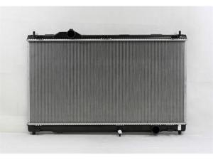 PAC 06-09 LEXUS IS250 AT/MT 10-10 LEXUS IS250C AT/MT 06-09 LEXUS IS350 AT/MT 10-10 LEXUS IS350C AT/MT Radiator 1-row PLASTIC ...