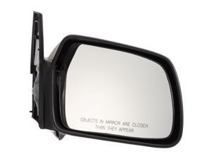 Pilot 89-98 Suzuki Sidekick Coupe Manual Mirror Right Black Smooth SZ8194100R