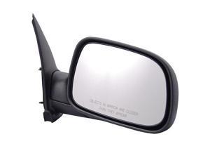 Pilot Power Heated Mirror Right Black Textured 4120341