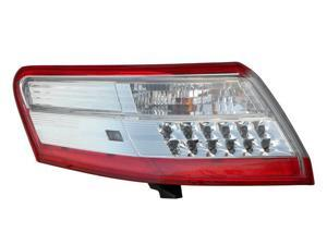 Eagle Eyes 10 TOYOTA CAMRY HYBRID TAIL LIGHT P/L#: TO2800184 OE#: 81560-06350 Driver Side TY1116-B100L