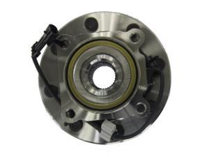 01-07 Chevrolet Silverado 3500 4-Wheel ABS/01-07 GMC Sierra 3500 4WD 4-Wheel ABS Hub Assembly 515088 Front