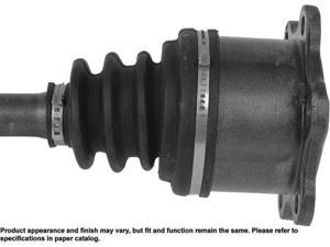 Remanufactured A-1 CARDONE Constant Velocity Drive Axle 60-5009 86-95 Toyota 4Runner/86-94 Toyota Pickup/86-95 Toyota Pickup
